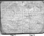 Diary Entries 3/31/1850-4/1/1850