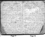 Diary Entry 4/3/1850