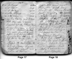 Diary entries 4/27/1850 - 5/11/1850