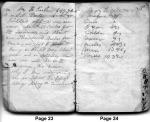 Diary entries 5/12/1850 - 5/15/1850