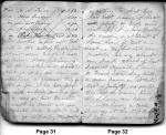Diary entry 5/23/1850