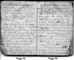 Diary entries 5/23/1850 - 5/27/1850