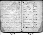 Diary entry 6/23/1850