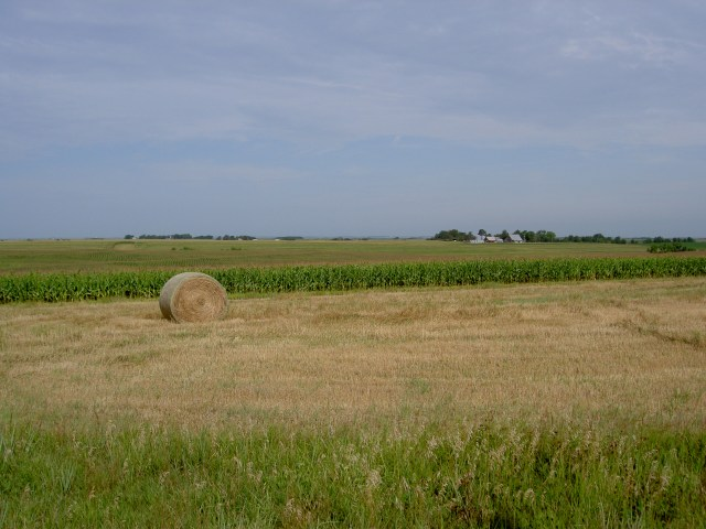 West of Hiawatha, Kansas