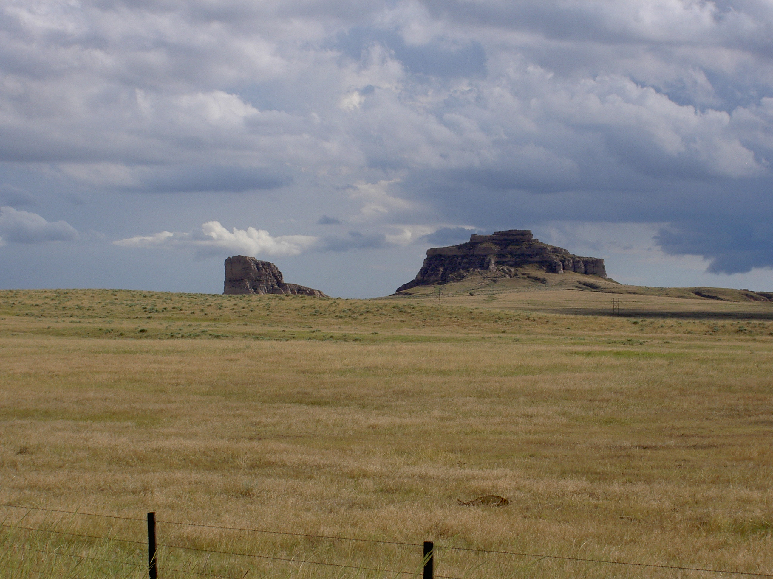 Courthouse Rock & Jail Rock (Nebraska)
