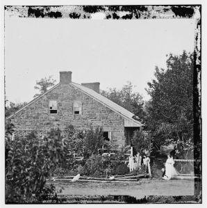 Gen. Robert E. Lee Headquarters