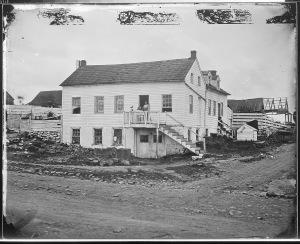 1863 John Burns cottage