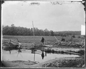 Part of Gettysburg Battlefield