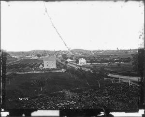 View of Gettysburg