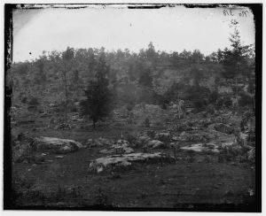 View of Little Round Top