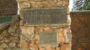 Empire Mine Sign
