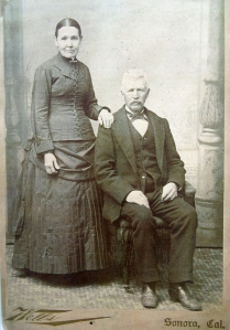 John App and wife Leanna Donner